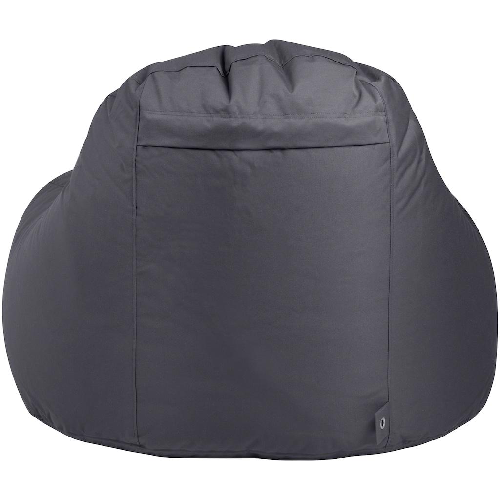 OUTBAG Sitzsack »Slope XL Plus«, Indoor / Outdoor geeignet