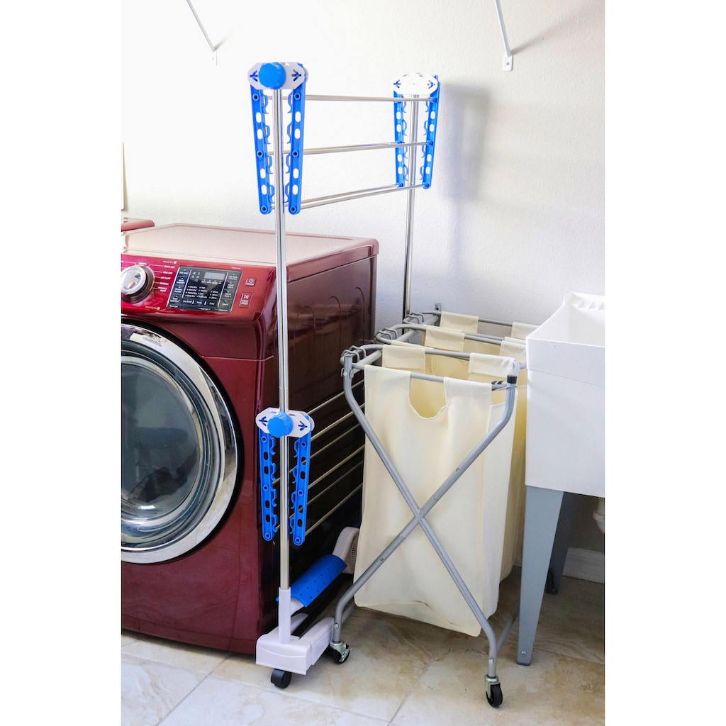 MediaShop Elektrischer Wäschetrockner »NuBreeze«