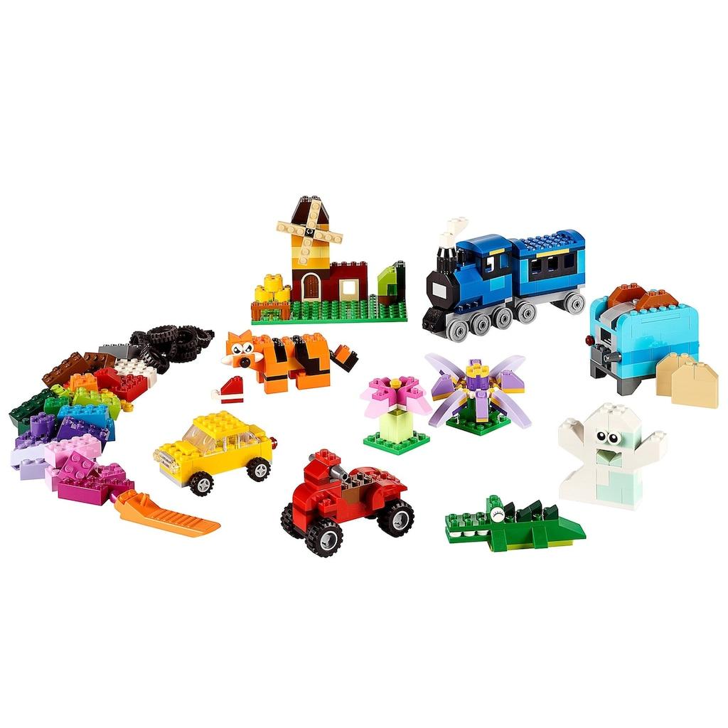 LEGO® Konstruktionsspielsteine »Bausteine Box (10696), LEGO®Classic«, (484 St.), Made in Europe