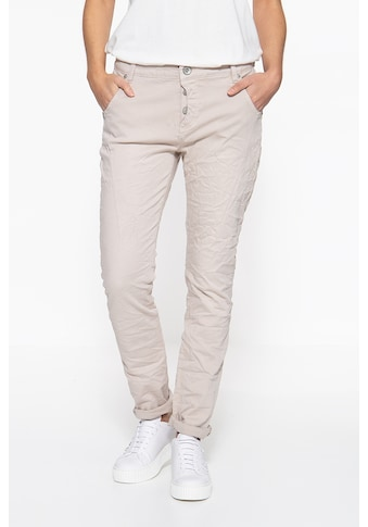 ATT Jeans Boyfriend-Jeans »Gwen«, mit Crinkle Optik kaufen