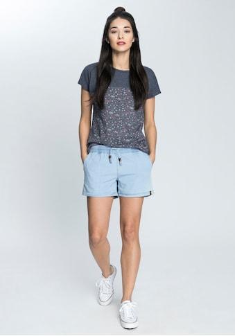 Alife & Kickin T-Shirt, trendy Longshirt mit Streifen-oder Musterprints kaufen