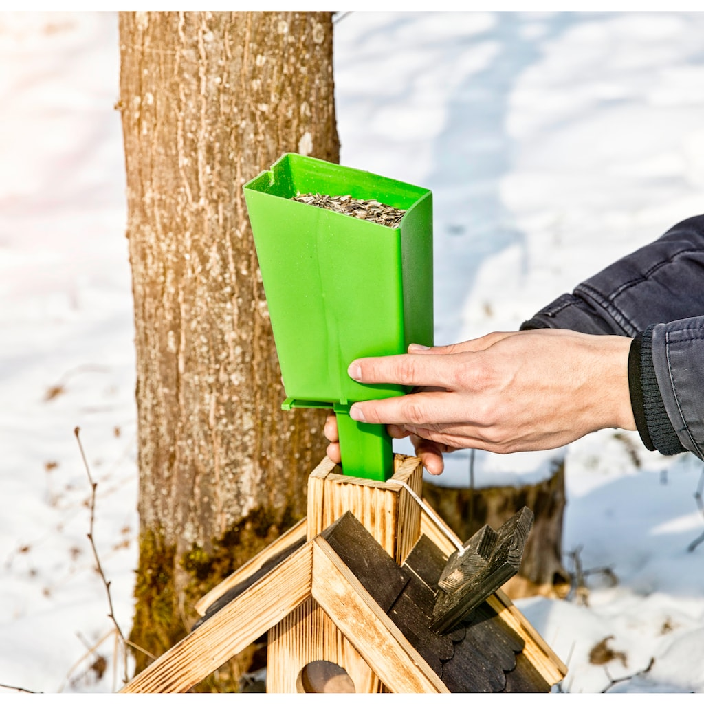 Windhager Trichter, für Vogelfuttersilos