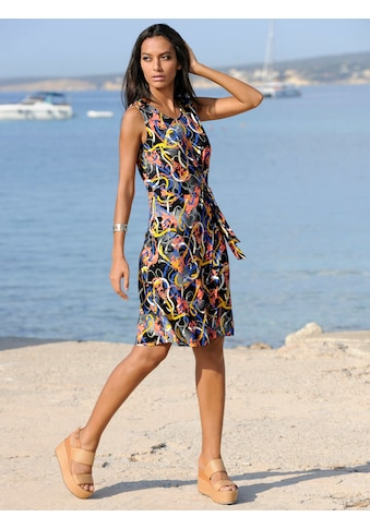 Alba Moda Strandkleid mit Knotendetail kaufen
