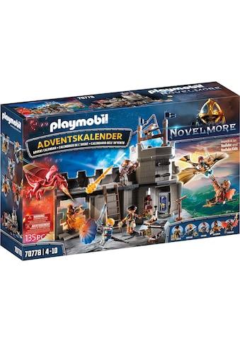 Playmobil® Adventskalender »Darios Werkstatt (70778), Novelmore«, ab 4 Jahren, Made in... kaufen