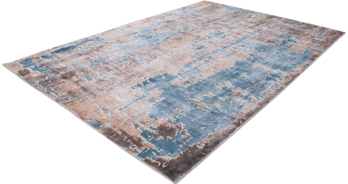 Teppich Ocean 300 Arte Espina rechteckig Höhe 17 mm handgewebt