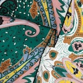 Codello Seidentuch, mit edlem Paisley-Muster