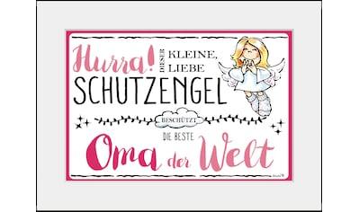 queence Bild »Schutzengel Oma«, Engel, (1 St.) kaufen