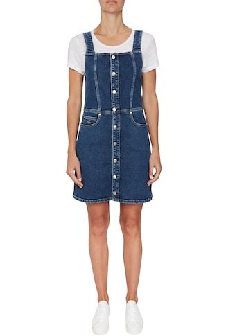 Calvin Klein Jeans Latzkleid »BUTTON DOWN TANK DRESS« kaufen