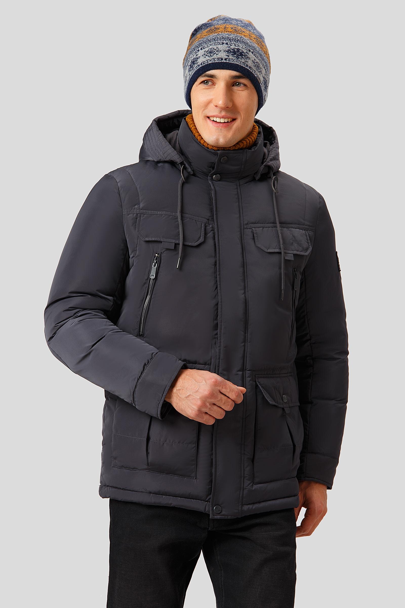 Finn Flare Daunenjacke mit geradem Schnitt | Bekleidung > Jacken > Daunenjacken | Finn Flare