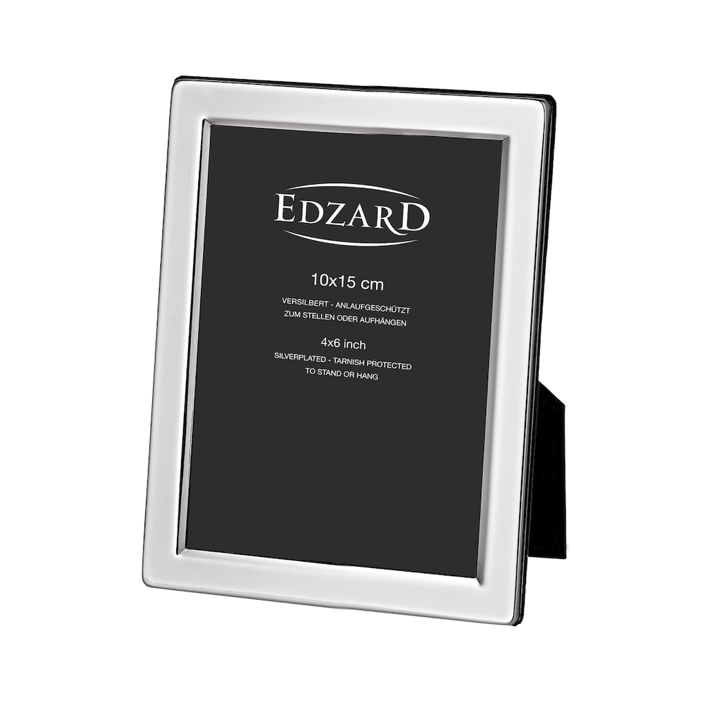 EDZARD Bilderrahmen »Salerno«, 10x15 cm