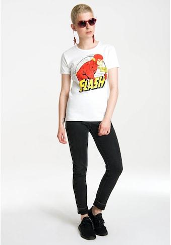 LOGOSHIRT T-Shirt »Flash«, mit lizenziertem Originaldesign kaufen