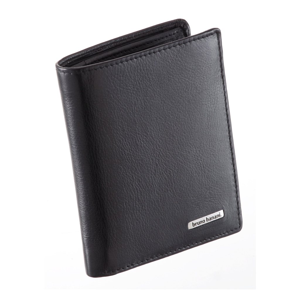 Bruno Banani Geldbörse, mit RFID Blocker