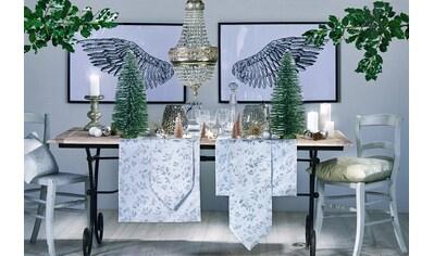 APELT Tischband »3625 Christmas Elegance, Jacquardgewebe«, (1 St.), mit glänzenden Fäden kaufen