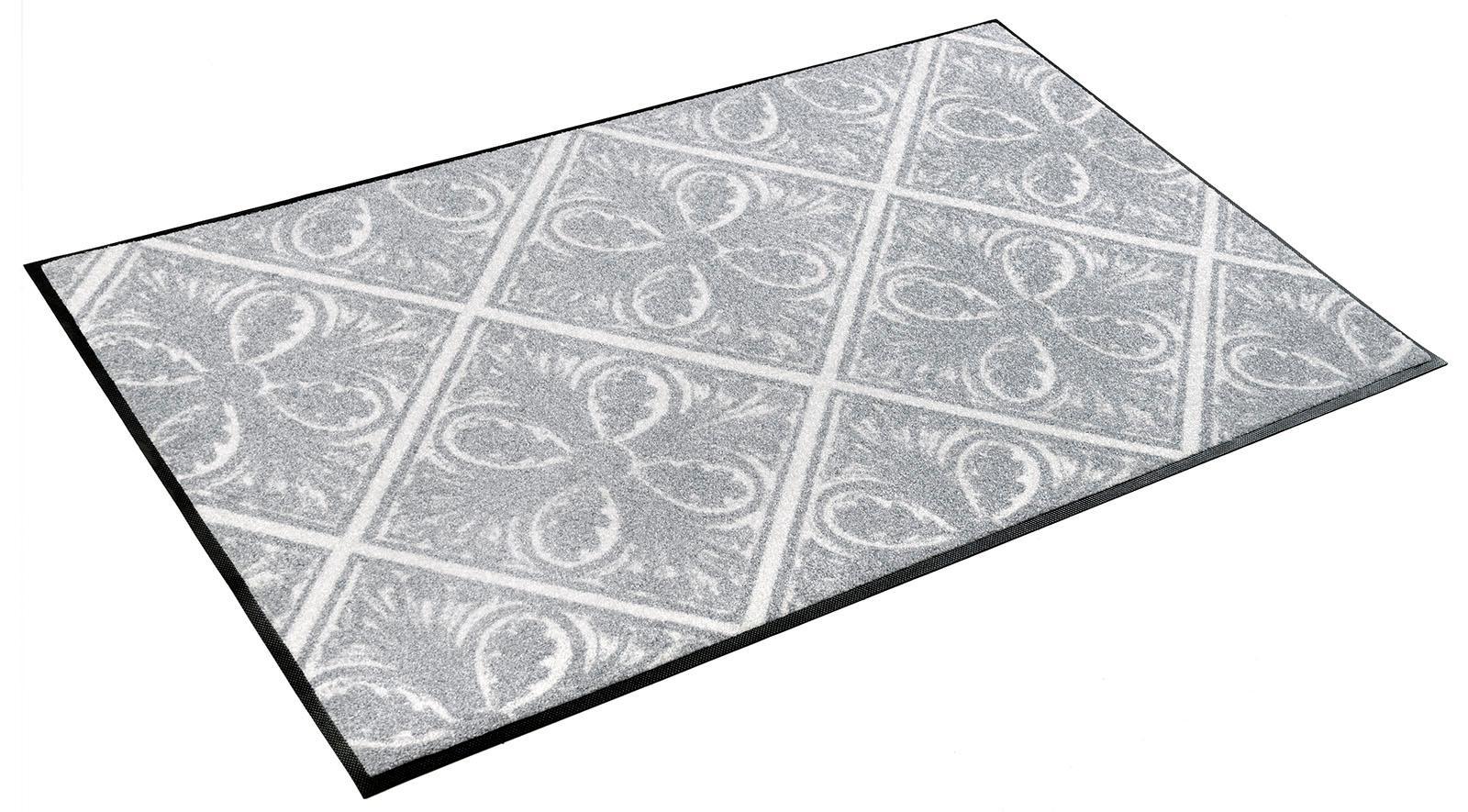 Teppich Adorno wash+dry by Kleen-Tex rechteckig Höhe 7 mm gedruckt