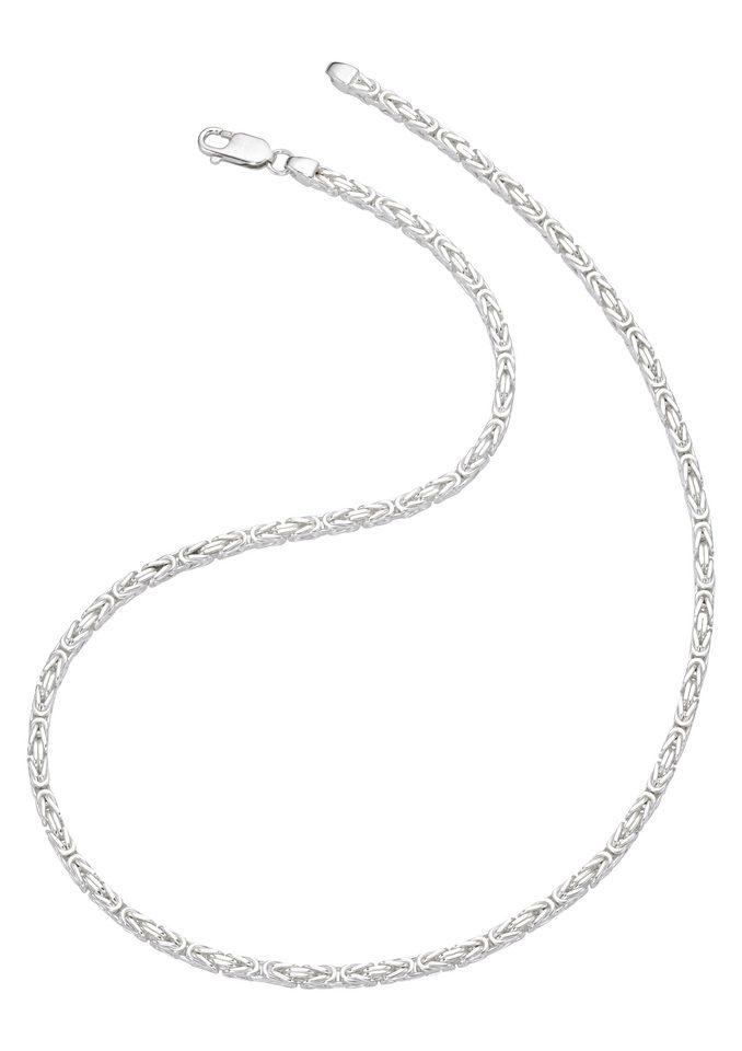 Firetti Königskette 3,2 mm, 4-fach diamantiert | Schmuck > Halsketten > Königsketten | Firetti