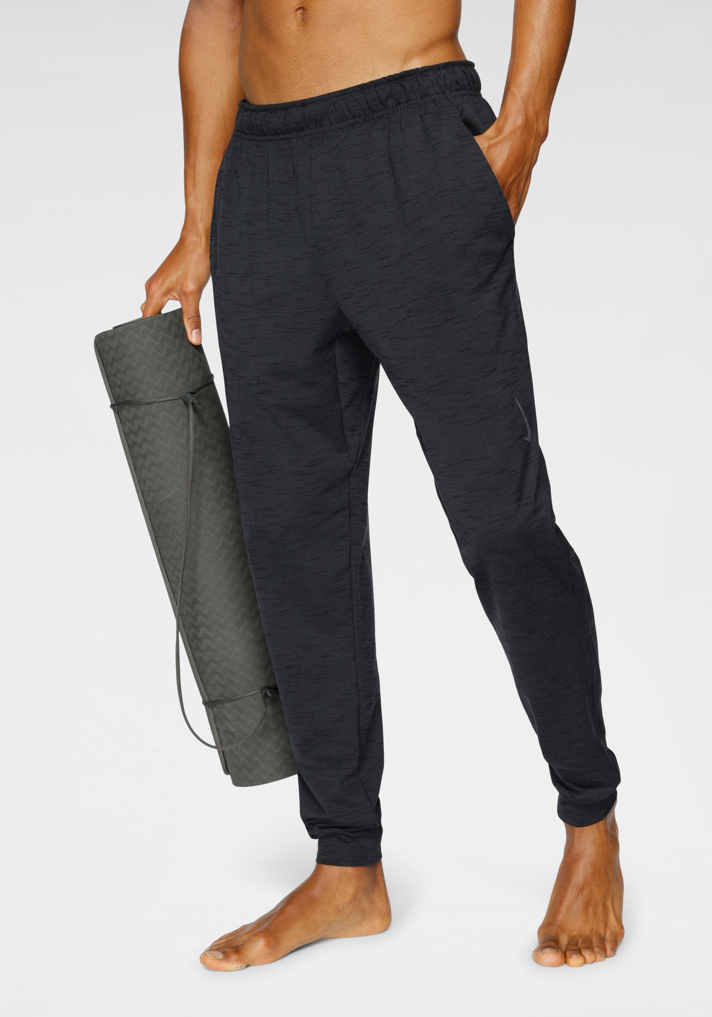 Nike Yogahose Yoga Dri-fit Men's Pants schwarz Herren Hosen
