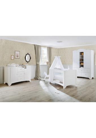 Pinolino® Babyzimmer-Komplettset »Pino«, (Set, 3 St.), extrabreit groß; mit... kaufen