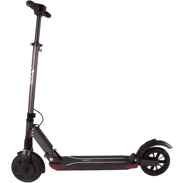 SXT Scooters E-Scooter »SXT light Plus / Facelift«, 500 Watt, 30 km/h (Set, mit Schutzblech)