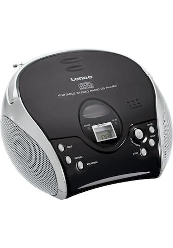 Lenco UKW-Radio »SCD-24 mit CD stereo« kaufen