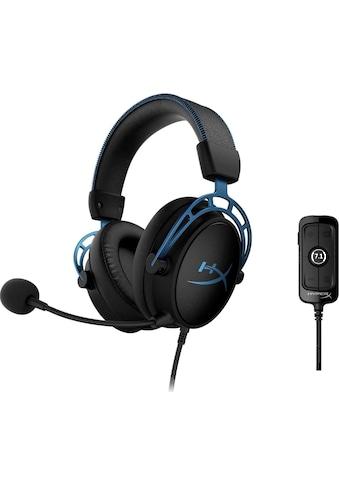 HyperX »Cloud Alpha S« Gaming - Headset kaufen