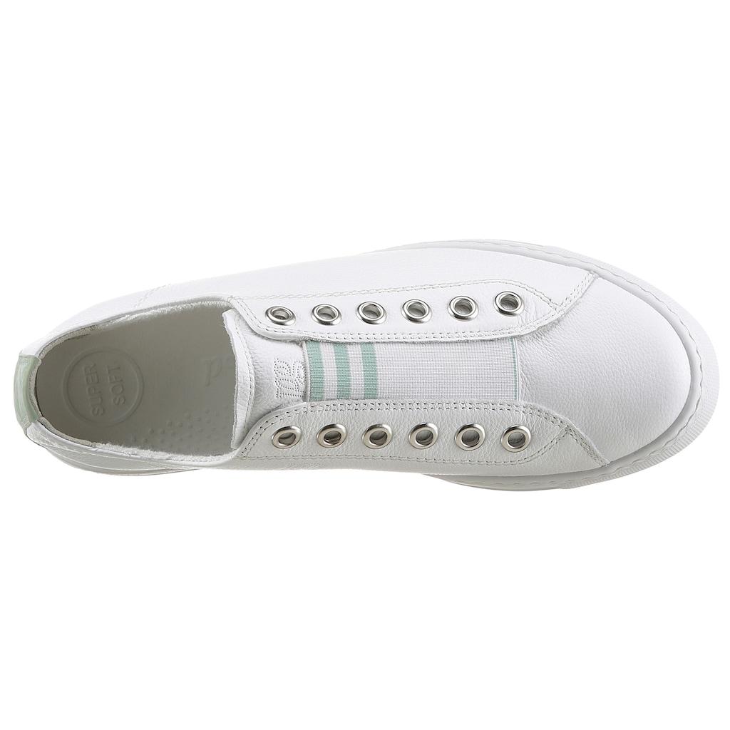 Paul Green Slip-On Sneaker, mit Gummizug
