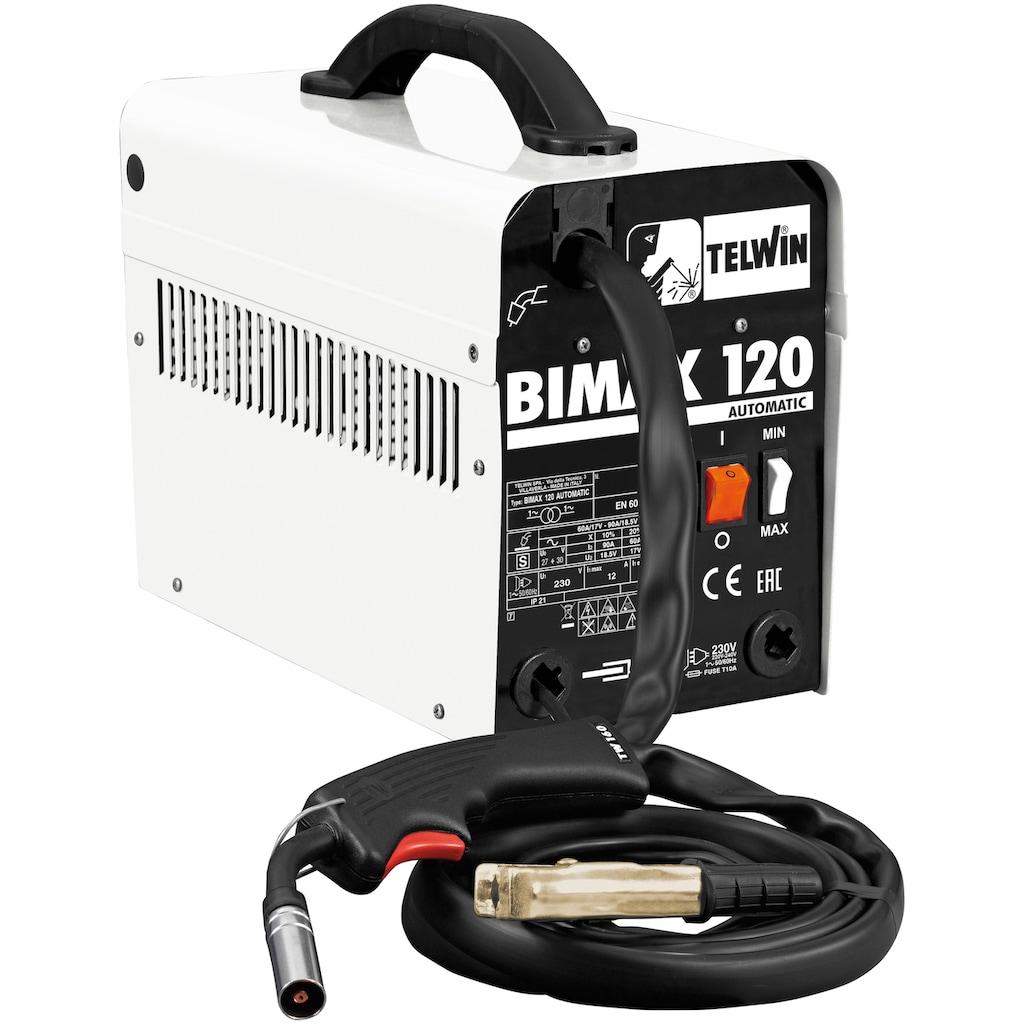 ROWI Schutzgasschweißgerät »Bimax 120«, 60 - 90 A