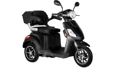 "Didi THURAU Edition Elektromobil »Dreirad-E-Mobil ""Bologna"" - 25 km/h«, 1000 W, 25 km/h, (mit Topcase) kaufen"