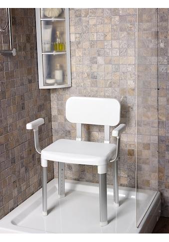 BISCHOF Hocker »Für Dusche und Bad«, rutschfester Stand kaufen