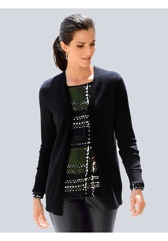 Alba Moda Strickjacke, aus hochwertiger reiner Kaschmirware kaufen