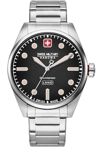 Swiss Military Hanowa Schweizer Uhr »MOUNTAINEER, 06-5345.7.04.007« kaufen