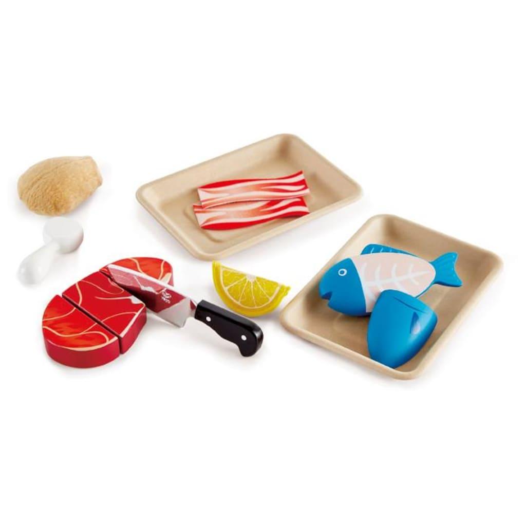 Hape Spiellebensmittel »Fisch & Fleisch Set«