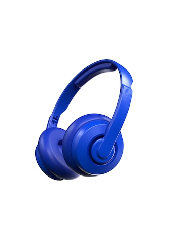 Skullcandy Headset »CASSETTE WIRELESS ON - EAR COBALT BLUE« kaufen