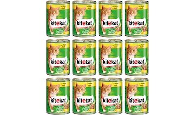 Kitekat Katzennassfutter »Huhn« kaufen