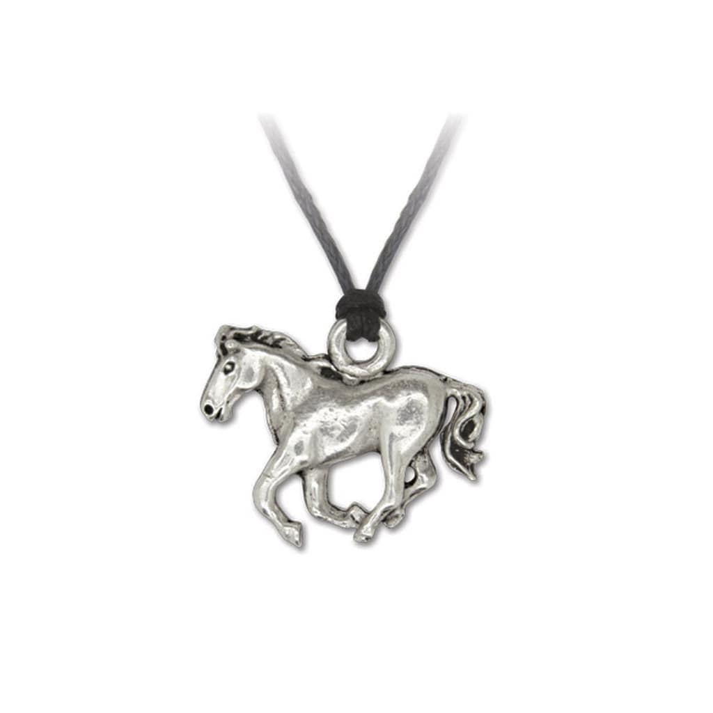 Adelia´s Amulett »Glückstiere Talisman«, Das Pferd - Wohlergehen, Stärke und Eleganz