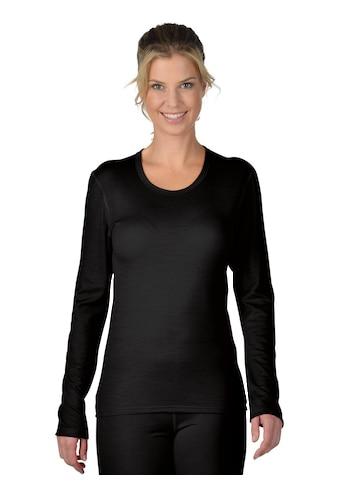 Trigema Sportshirt aus Merinowolle kaufen