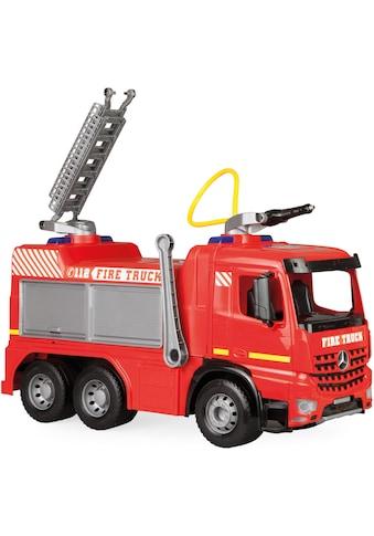 Lena® Spielzeug-Feuerwehr »Giga Trucks, Aufsitz-Feuerwehr Arocs«, Made in Europe kaufen