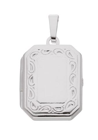 Adelia´s Kettenanhänger »925 Silber Medaillon Anhänger«, Silberschmuck für Damen kaufen