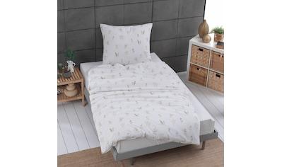 TRAUMSCHLAF Bettwäsche »Grace«, florales Design kaufen