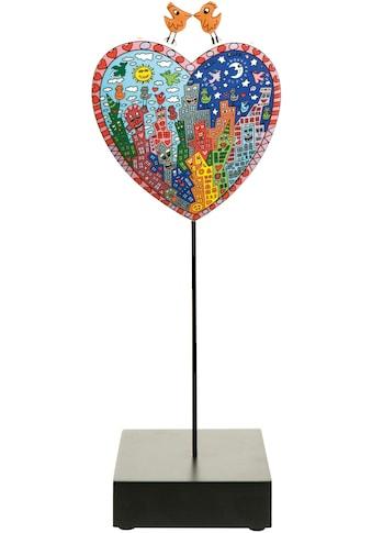 Goebel Dekofigur »It's Heart Not to Love My City«, von James Rizzi kaufen