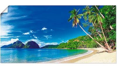 Artland Wandbild »Paradies« kaufen