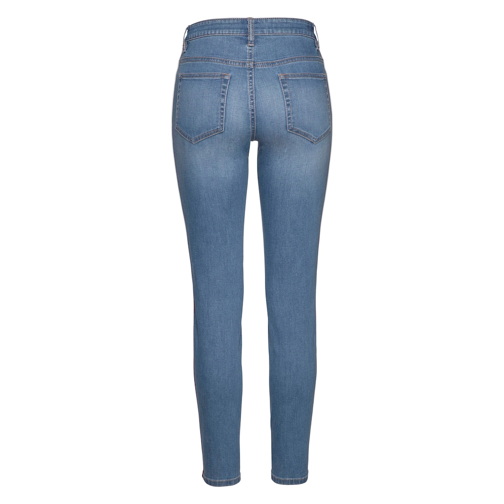 Aniston CASUAL Skinny-fit-Jeans, low waist