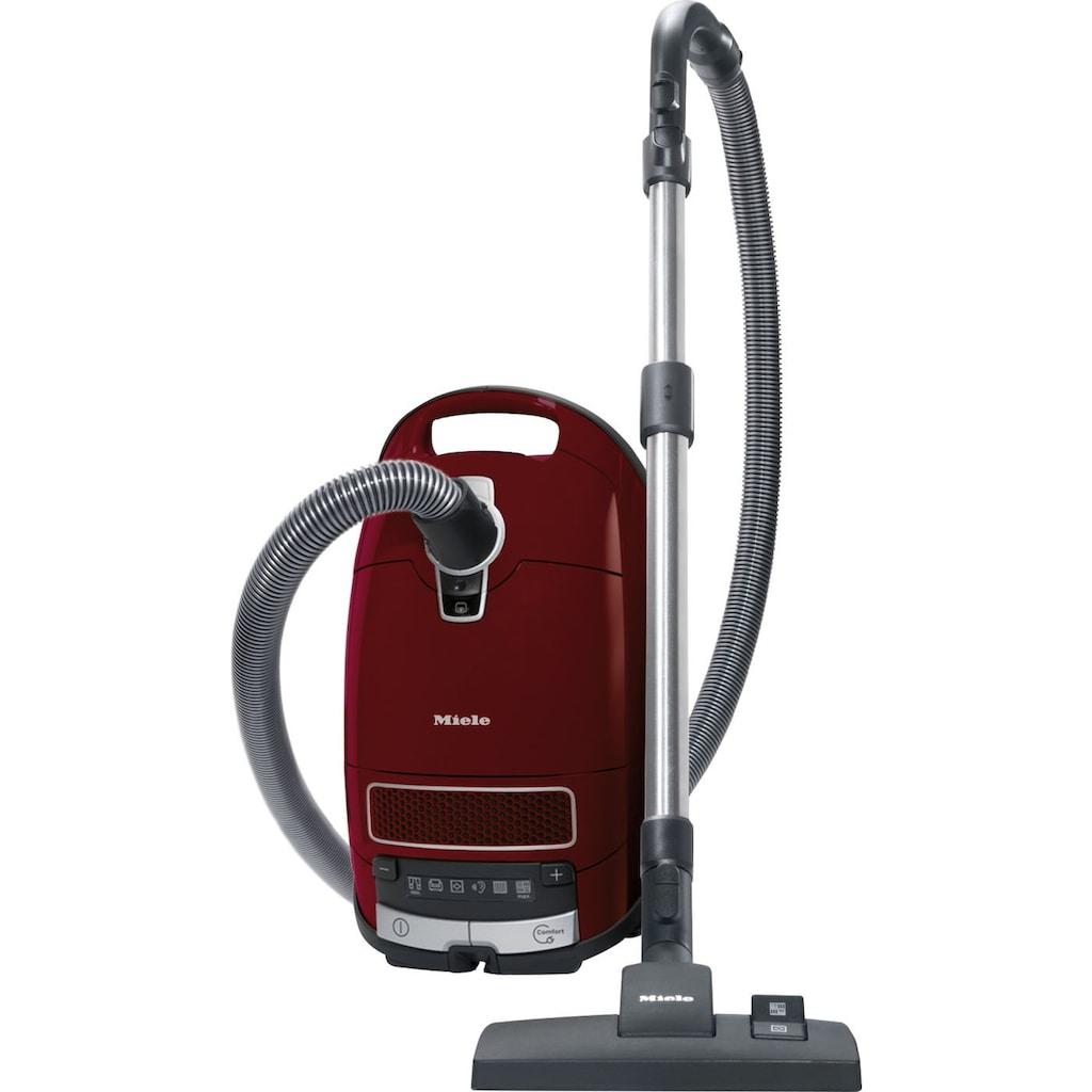 Miele Bodenstaubsauger »Complete C3 Pure Red PowerLine«, 890 W, mit Beutel