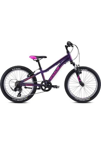 FUJI Bikes Mountainbike »Fuji Dynamite 20 2021«, 6 Gang, Shimano, Tourney Schaltwerk,... kaufen