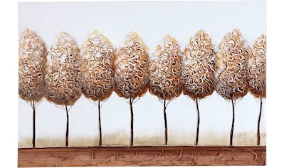 Home affaire Leinwandbild »Bäume« kaufen