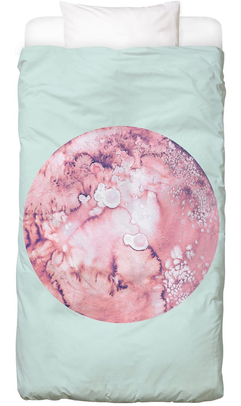 Bettwäsche Pluto mint Juniqe