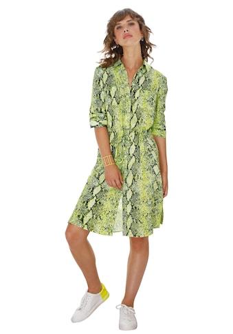 Looxent Abendkleid »mit 3/4-Arm«, Brusttasche kaufen