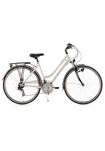 KS Cycling Trekkingrad »Vegas«, 21 Gang, Shimano, Tourney TX Schaltwerk, Kettenschaltung kaufen