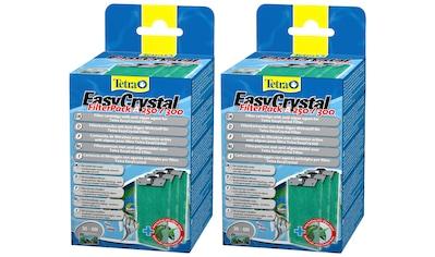 Tetra Ersatzfilter »EasyCrystal®«, 2x3 Filter mit AlgoStop Depot 60 ml kaufen