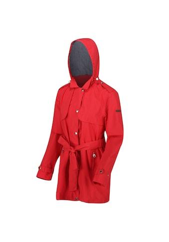 Regatta Outdoorjacke »Damen Garbo Lange Wasserfeste Jacke« kaufen