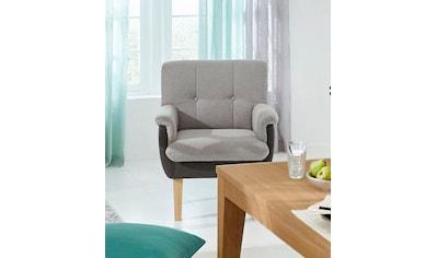 Guido Maria Kretschmer Home&Living Sessel »Luunja«, in 2 Farben kaufen
